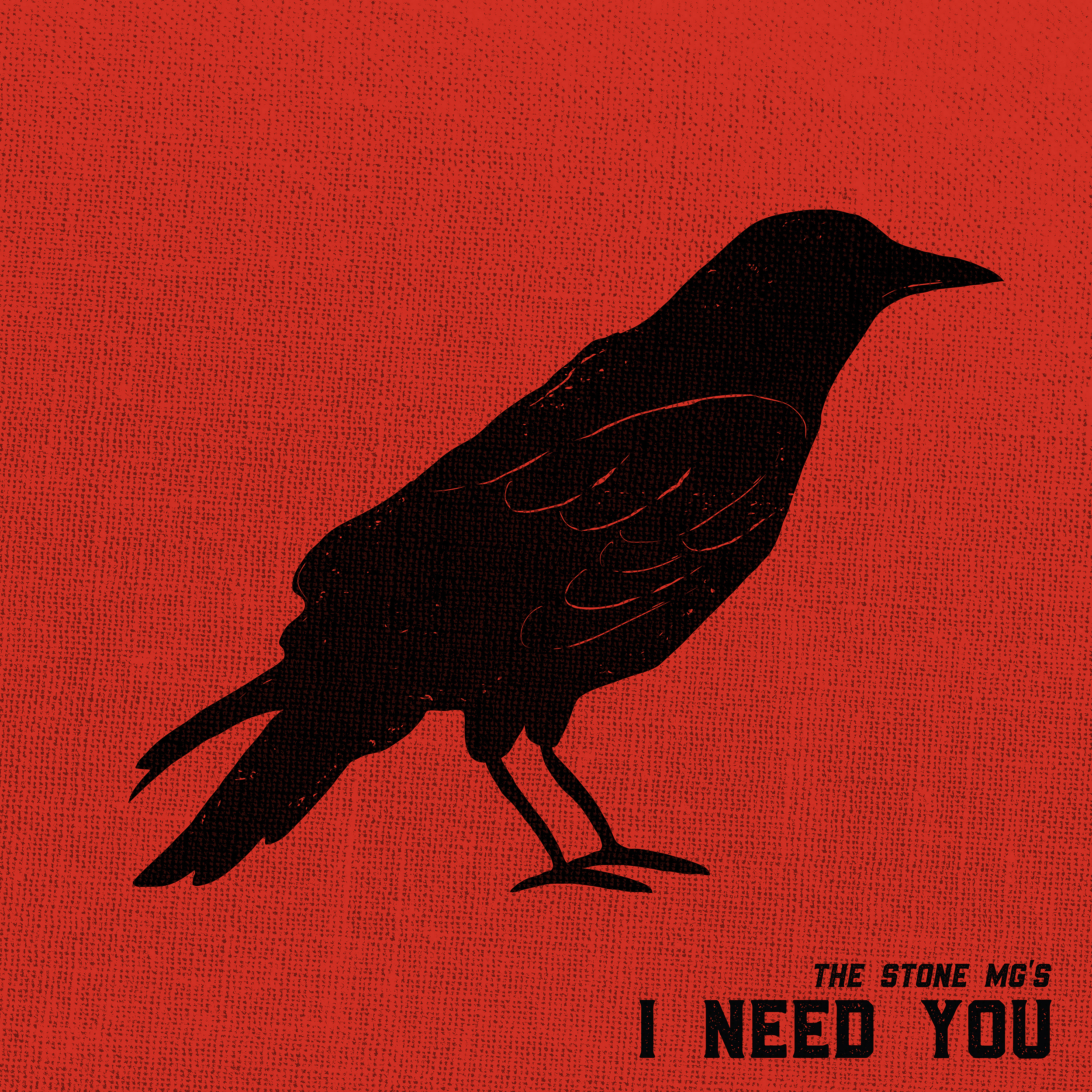 The Stone MGs I Need You Single Cover