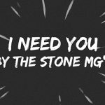 I Need You Lyric Video