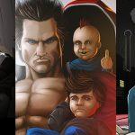 Good Times Poster Trilogy